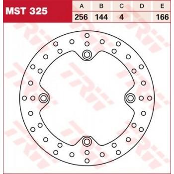 Тормозной диск  TRW MST325