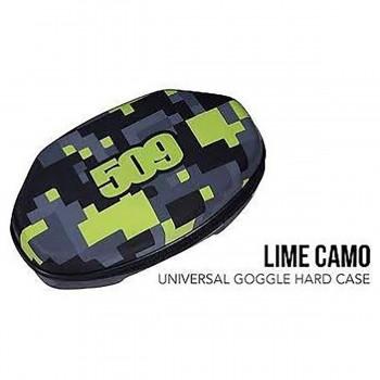 Чехол для очков 509 Hard Case, Lime Camo 509-GOG-CASE2