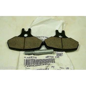 Оригинальные передние тормозные колодки Can-Am DS 450 08-15 705600402