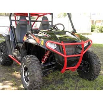 Бампер для квадроцикла Polaris черный  RZR900/RZR4-900 Quadrax Elite 15-8475
