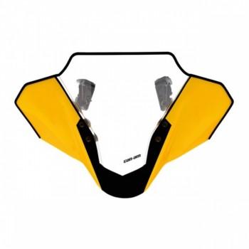 Стекло желтое Can-Am Renegade 1000/850/650/570/500 G2S 12+ 715001212