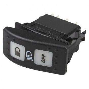 Кнопка включения выключения света квадроцикла BRP 710004492 / 710004492