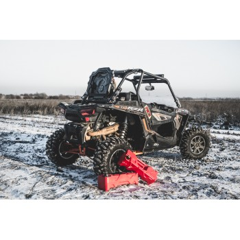 Кофр для UTV Polaris RZR 1000 /RZR Turbo GKA Tesseract  010_060_00