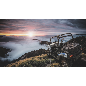 Кофр для  UTV Polaris RZR 570 2012+ GKA TESSERACT 010_061_00
