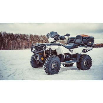 Кофр задний для ATV Polaris SPORTSMAN TOURING 570 GKA TESSERACT 010_058_00