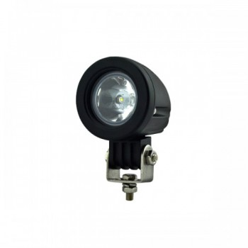 Универсальная LED фара 10Ватт дальний свет F.L. FL-2101/10W FL-609 Spot Beam