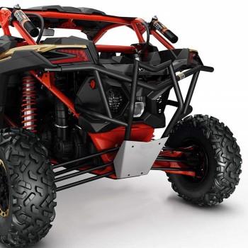 Задний бампер черный Can-Am Maverick X3 715002880 /RB96