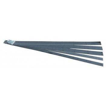 Накладка пластиковая на дно саней 1430, 8мм Универсальные    Rival S.0003.1-NK