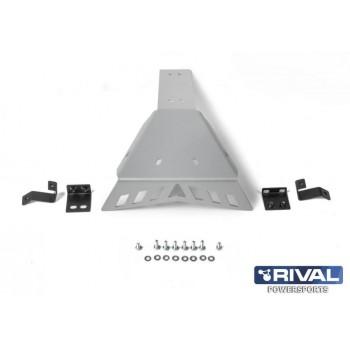 Бампер передний для снегохода RM Vector 551i 2018- Rival 444.7729.1-1
