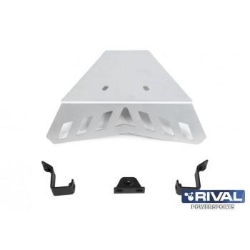Комплект накладка бампера и защита днища RM Vector 551i 2018- Rival 444.7729.1