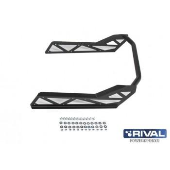 Бампер задний для снегохода RM Vector 551i 2018- Rival 444.7733.1