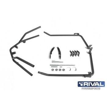 Бампер передний для снегохода RM Patrul 550, 551(2010-)Patrul 800 (2016-) 2010- Rival 444.7731.1