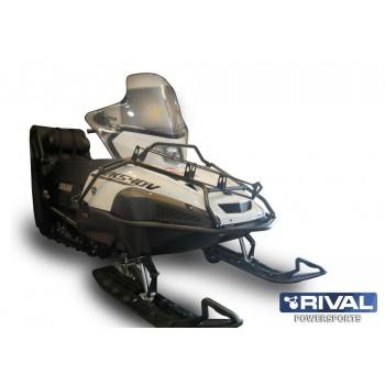 Откидное крепление для ружья  YAMAHA Viking 540 IV 2001- Rival 444.7131.1