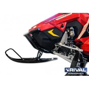 Бампер передний для снегохода POLARIS RMK Axys 2016- Rival 444.7441.1
