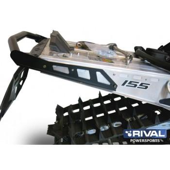 Бампер задний для снегохода POLARIS Pro RMK 2011- Rival 444.7429.1