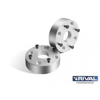Проставки колесные  4*137 ЦО60 50мм, к-т 2 шт.  Rival S.3750.1