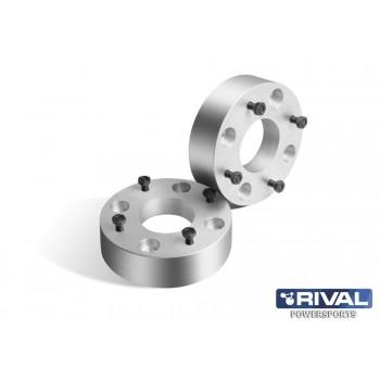 Проставки колесные  4*110 ЦО67 50мм, к-т 2 шт.  Rival S.1050.1