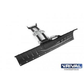 Универсальный  Комплект снегоотвала Supreme black 180  Rival 444.0050.3.B.K
