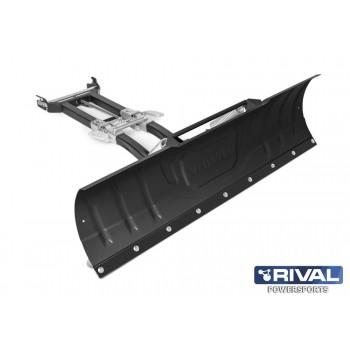 Универсальный  Комплект снегоотвала Supreme black 150  Rival 444.0050.1.B.K