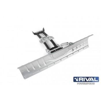 Универсальный  Комплект снегоотвала Supreme silver 180  Rival 444.0050.3.S.K
