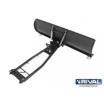 Универсальный  Комплект снегоотвала Quick 150 мм  Rival 444.0020.1.K