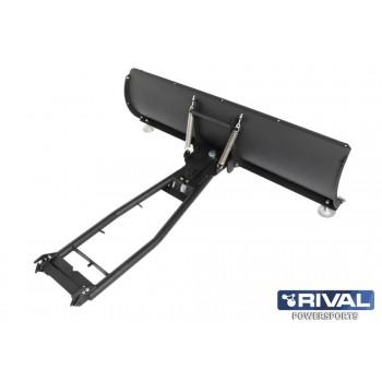 Универсальный  Комплект снегоотвала  Hard 150 мм  Rival 444.0002.5.K