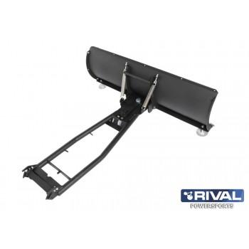 Универсальный  Комплект снегоотвала Hard 135 мм  Rival 444.0017.1.K
