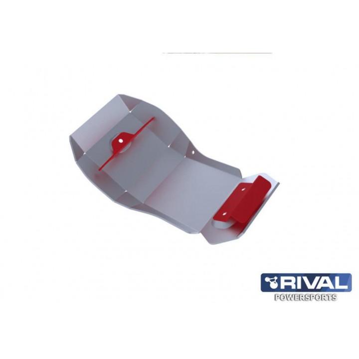 Защита двигателя KTM EXC 500  2012- Rival 444.8401.1
