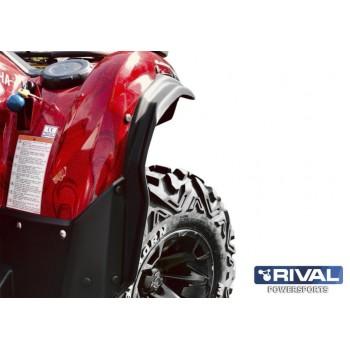 Расширители арок YAMAHA Grizzly 700 2007-2015 Rival S.0033.1