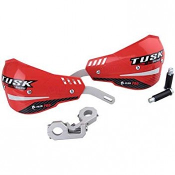 "Защита рук красная двухточечная 22мм Tusk D-Flex Pro Handguards Red 7/8"" Bars 1760390010"