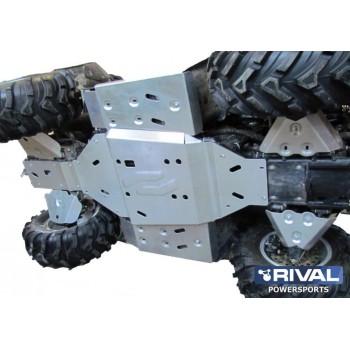 Защита днища для ATV STELS 500 GT  2010- Rival 444.6707.3