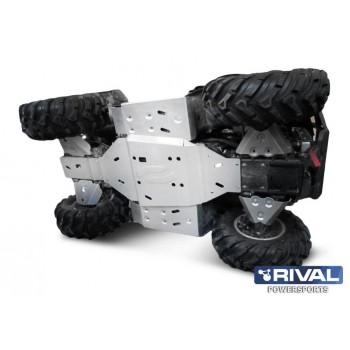 Защита днища для ATV STELS 500 GT-1 2010- Rival 444.6704.1
