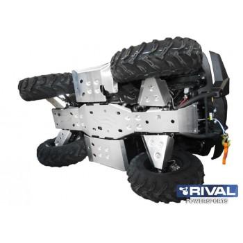 Защита днища для ATV STELS 700 Hisun/ 500 H / 450 H  2010-2011 Rival 444.6706.2