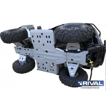 Защита днища для ATV STELS 700 GT/600 GT/800 GT MAX 2012- Rival 444.6701.4