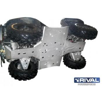 Защита днища для ATV STELS 800 GT 2011-2012 Rival 444.6710.1