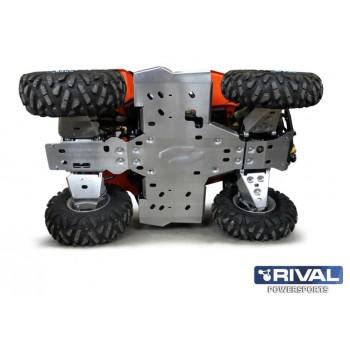 Защита днища для ATV STELS 800 Dinli  2011- Rival 444.6711.2