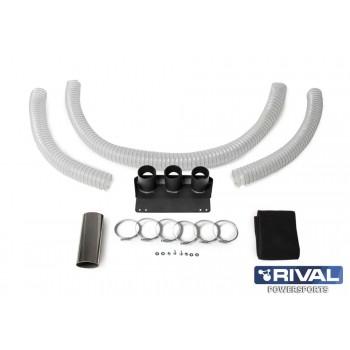 Комплект шноркелей STELS Guepard Trophy/Touring 2014- Rival 444.6746.1