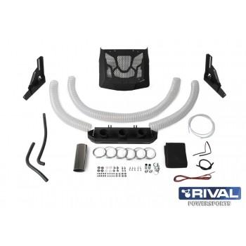 Вынос радиатора с шноркелем STELS Guepard Trophy/Touring 2014- Rival 444.6744.1