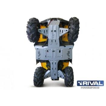 Защита днища для ATV STELS Guepard 2015- Rival 444.6725.2