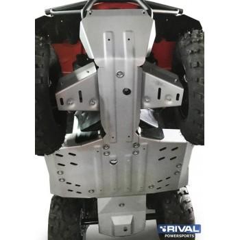 Защита днища для ATV SUZUKI Kingquad 400 2016- Rival 444.5504.1