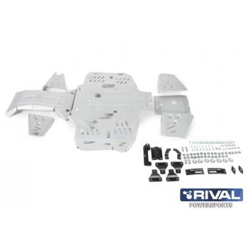 Защита днища для ATV SUZUKI Kingquad LT-A750/ LT-A500 2019- Rival 444.5508.1