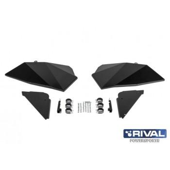 Двери UTV POLARIS RZR 1000 2013- Rival 444.7447.1