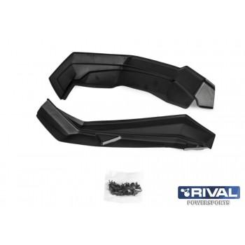 Расширители арок POLARIS RZR 1000 узкие 2013- Rival S.0039.1