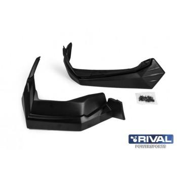 Расширители арок POLARIS RZR 1000 широкие 2013- Rival S.0038.1