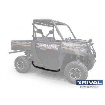Защита порогов POLARIS Polaris Ranger XP 1000 2018- Rival 444.7454.1