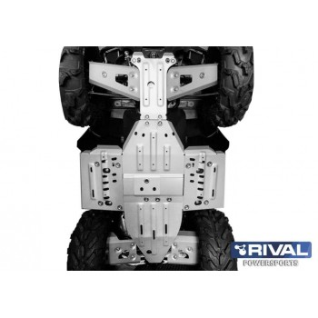 Защита днища для ATV POLARIS Sportsman XP 1000  2016-2017 Rival 444.7439.1