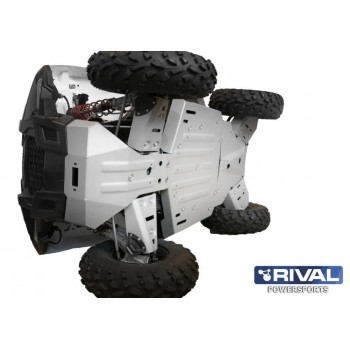 Защита днища для ATV POLARIS Sportsman ACE  2015- Rival 444.7433.1