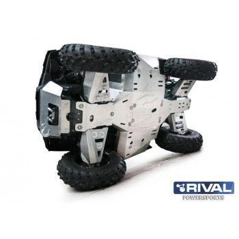 Защита днища для ATV POLARIS Sportsman touring 570  2014-2015 Rival 444.7414.2
