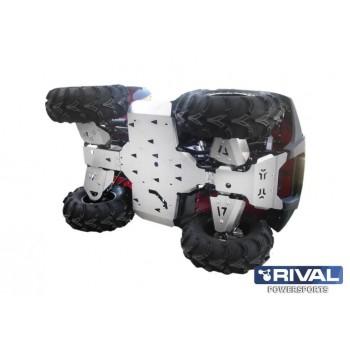Защита днища для ATV KAWASAKI KVF-650 2011-2012 Rival 444.6901.1