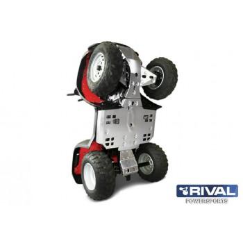 Защита днища для ATV HONDA Foreman TRX500FA 2007-2013 Rival 444.2102.1